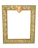 Marco del espejo Imágenes de archivo libres de regalías