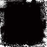 Marco del fondo de Grunge Fotos de archivo libres de regalías