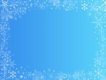 Marco del fondo de la Navidad Imagen de archivo