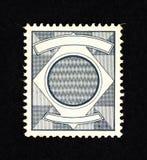 Marco del franqueo Imagenes de archivo
