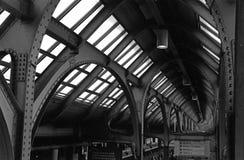Marco del hierro Fotos de archivo libres de regalías