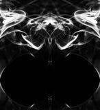 Marco del humo Fotos de archivo libres de regalías