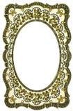 Marco del Ornamental de la vendimia Fotos de archivo