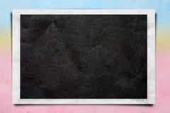 Marco del papel en blanco imagen de archivo libre de regalías