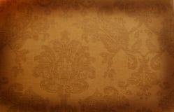 Marco del papel pintado de la vendimia Foto de archivo libre de regalías