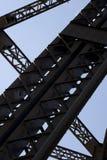 Marco del puente querido del puerto Imagen de archivo libre de regalías
