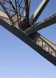 Marco del puente querido del puerto Foto de archivo