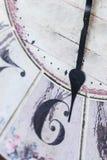 Marco del reloj Imagen de archivo