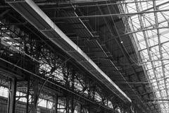 Marco del tejado Foto de archivo