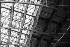 Marco del tejado Fotos de archivo libres de regalías