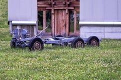 Marco del tractor Foto de archivo libre de regalías