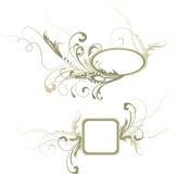 marco del vector Fotografía de archivo libre de regalías