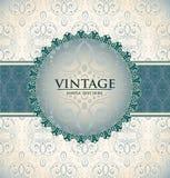 Marco del vintage Imágenes de archivo libres de regalías