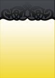 Marco del Web 2 stock de ilustración