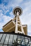 Marco dos EUA: Agulha do espaço de Seattle Imagem de Stock Royalty Free