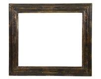 Marco en blanco de la vendimia imagen de archivo