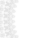Marco fino floral Foto de archivo libre de regalías