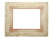 Marco fotográfico de la vendimia imagen de archivo libre de regalías