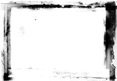 Marco fotográfico de Grunge Imágenes de archivo libres de regalías