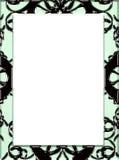 Marco gótico stock de ilustración