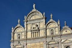 Marco grandioso de Scuola di san Imagens de Stock Royalty Free