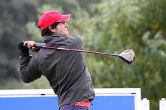 Marco Guerisoli at the Golf Open de Paris 2009 Stock Photography