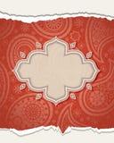 Marco indio. Foto de archivo libre de regalías