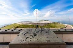 Marco italiano Primeiro memorial de guerra mundial Fotos de Stock Royalty Free