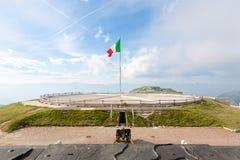Marco italiano Primeiro memorial de guerra mundial Imagem de Stock