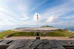 Marco italiano Primeiro memorial de guerra mundial Imagem de Stock Royalty Free