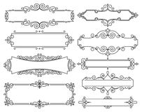 Marco linear de moda del vector con el espacio de la copia para el texto - plantilla del diseño de la invitación de la boda - fon Fotografía de archivo