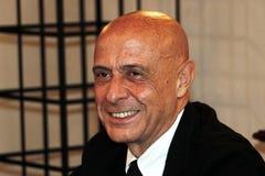 Marco Minniti Fotografia de Stock