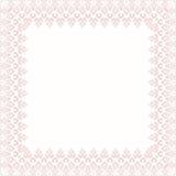 Marco moderno floral Fotografía de archivo libre de regalías