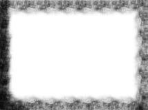 Marco negro Imágenes de archivo libres de regalías
