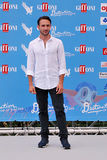 Marco Palvetti at Giffoni Film Festival 2016 Royalty Free Stock Images