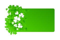 Marco para el día del St Patrick Imagen de archivo