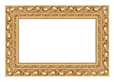 Marco para introducir sus propios cuadros Foto de archivo libre de regalías