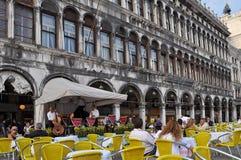marco piazza San fotografia stock