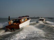 Marco Polo aan Venetië Royalty-vrije Stock Fotografie