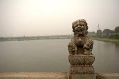 Marco Polo Bridge, Wanping, China Royalty Free Stock Photography