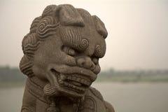 Marco Polo Bridge, Wanping, China Royalty Free Stock Image