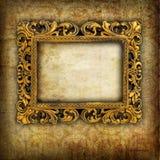 Marco retro Imágenes de archivo libres de regalías