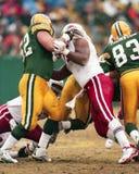 Marco Rivera Green Bay Packers fotografering för bildbyråer