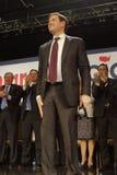 Marco Rubio Holds Campaign Rally at Texas Station, Dallas Ballroom, North Las Vegas, NV. Royalty Free Stock Photo