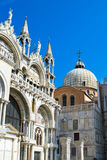 marco SAN Βενετία καθεδρικών ναών στοκ φωτογραφία