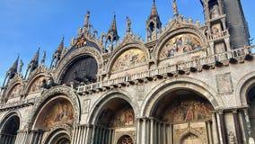 marco SAN Βενετία της Ιταλίας κα&t Στοκ εικόνα με δικαίωμα ελεύθερης χρήσης