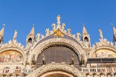 marco SAN Βενετία της Ιταλίας κα&t Στοκ Φωτογραφίες
