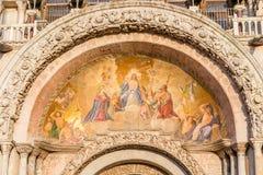 marco SAN Βενετία της Ιταλίας κα&t Στοκ Φωτογραφία