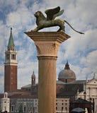 marco San kwadratowy Venice Fotografia Stock