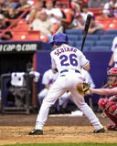 Marco Scutaro, New York Mets. New York Mets IF Marco Scutaro. (Image taken from color slide Royalty Free Stock Images